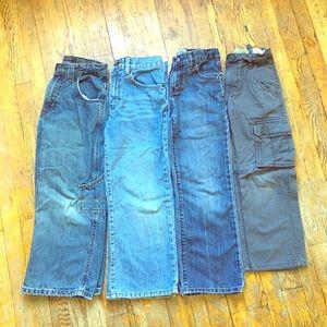 Boys Size 7/8 Pants Bundle!